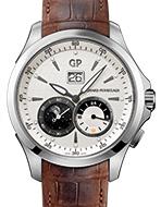 ジラールペルゴ(GIRARD-PERREGAUX) Traveller Large Date, Moon Phases & GMT(トラベラー ラージデイト, ムーンフェイズ & GMT)