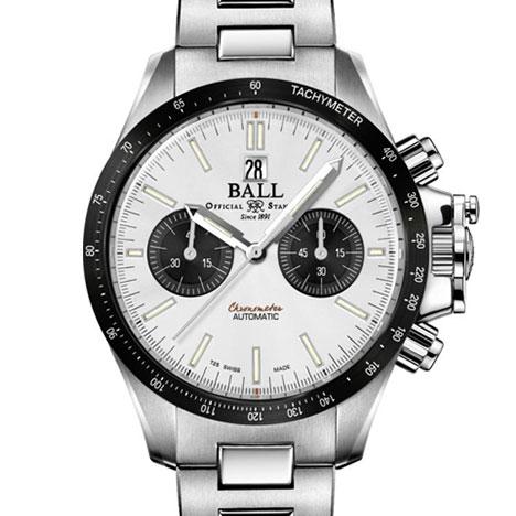 ボール(BALL) Racer Chronograph(レーサー クロノグラフ)
