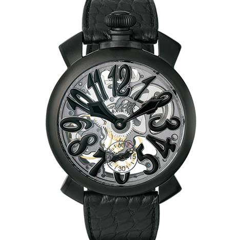 ガガミラノ(GaGa milano) MANUALE 48MM SKELETON()