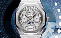 複雑時計の歴史に打ち立てられた新たなマイルストーン 「ロイヤル オーク・パーペチュアルカレンダー」