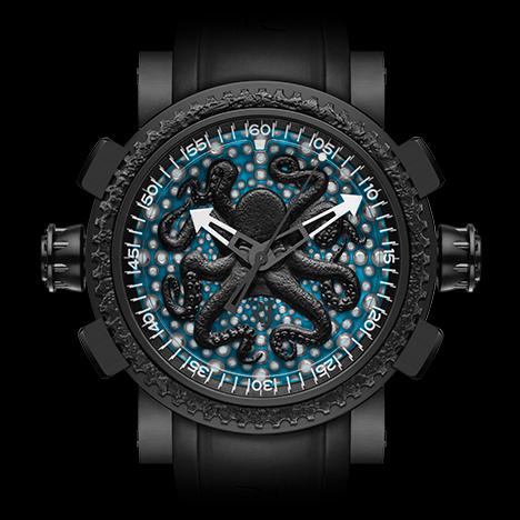 ロマン・ジェローム オクトパス ルーメ (ROMAIN JEROME OCTOPUS LUME) 腕時計ブランド ...
