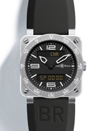 Bell & Ross(ベル&ロス) BR 01-96 COMMAND(BR01-96 コマンド)