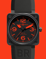 Bell & Ross(ベル&ロス) BR 01-92 RED(BR 01-92 RED)