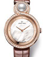 JAQUET DROZ(ジャケ・ドロー) Lady 8 Mother-of-Pearl(レディー 8 マザー オブ パール)