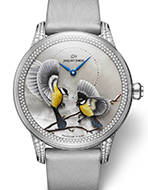 JAQUET DROZ(ジャケ・ドロー) Petite Heure Minute Relief Seasons Winter(プティ・ウール ミニット レリーフ シーズン ウィンター)