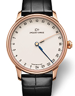 JAQUET DROZ(ジャケ・ドロー) Grande Heure GMT(グラン・ウール GMT)