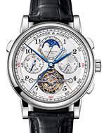 "A.LANGE&SÖHNE(A. ランゲ&ゾーネ) Tourbograph Perpetual ""Pour le Merite""(トゥールボグラフ・パーペチュアル ""プール・ル・メリット"")"