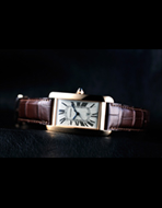 Cartier(カルティエ) TANK AMERICAINE WATCH(タンク アメリカン)