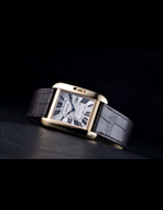 Cartier(カルティエ) Tank Anglaise watch(タンク アングレーズ mm )
