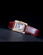 Cartier(カルティエ) Tank Anglaise watch(タンク アングレーズ SM)