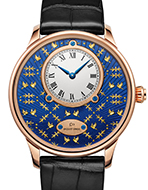 JAQUET DROZ(ジャケ・ドロー) Petite Heure Minute Paillonnée(プティ・ウール ミニット パイヨン)