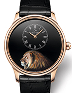 JAQUET DROZ(ジャケ・ドロー) Petite Heure Minute Lion(プティ・ウール ミニット ライオン)