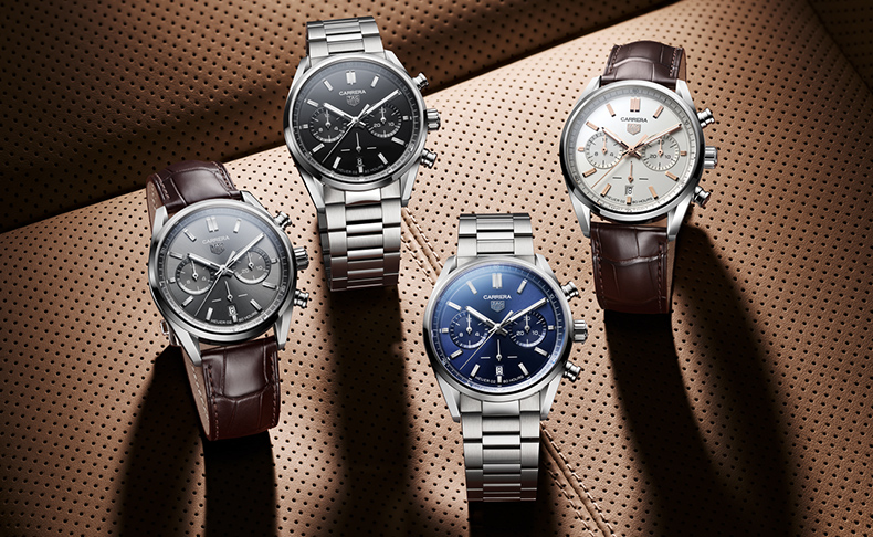 TAG HEUER BEYOND THE 160TH キャンペーン