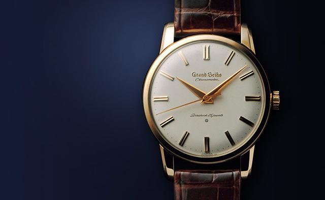 国産時計を世界水準へと引き上げたグランドセイコー発展史
