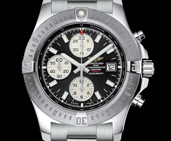 『BREITLING』 COLT CHRONOGRAPH AUTOMATIC コルト クロノグラフ オート