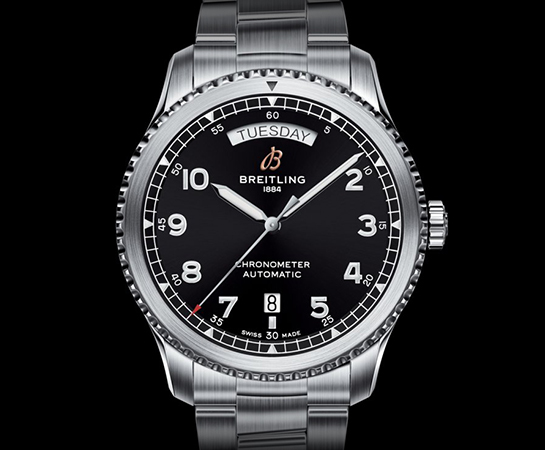 『 BREITLING 』 NAVITIMER 8 AUTOMATIC DAY & DATE 41 ナビタイマー 8 オートマチック デイ & デイト 41