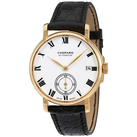 『Chopard』 Classic Manufacture White Dial 18K Yellow Gold 161289-0001  クラシック マニュファクチュール