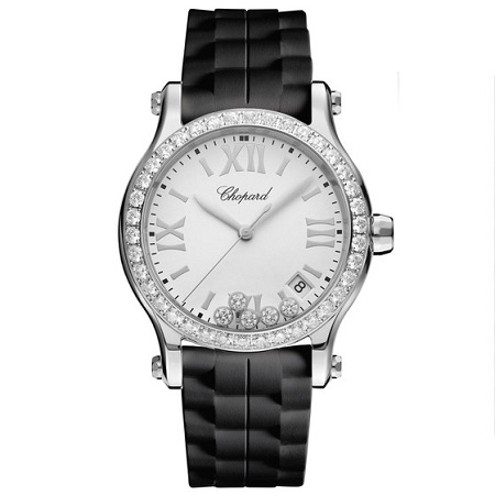 『Chopard』 Happy Sport 36 mm quartz 278582-3003 ハッピースポーツ 36 MM クォーツ