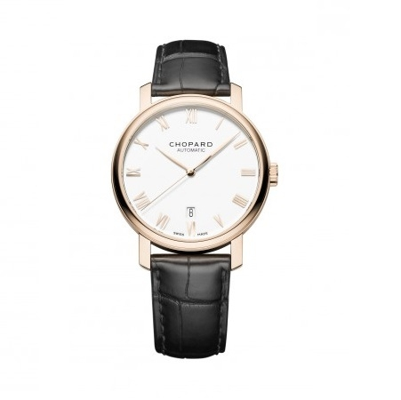『Chopard』 the Classic 18k rose gold 161278-5005 クラシック