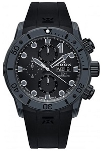 CHRONOFFSHORE-1 CARBON CHROGRAPH AUTOMATIC 01125-CLNGN-NING