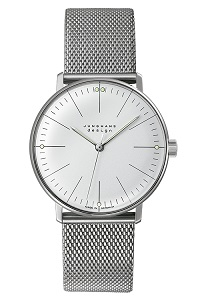 max bill by junghans hand wind 027 3004.44M