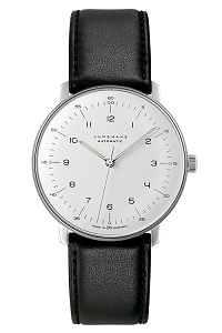 max bill by junghans automatic 027 3500.00