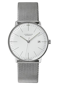 max bill by junghans automatic 027 4002.44M