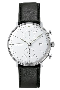 max bill by junghans chronoscope 027 4600.00