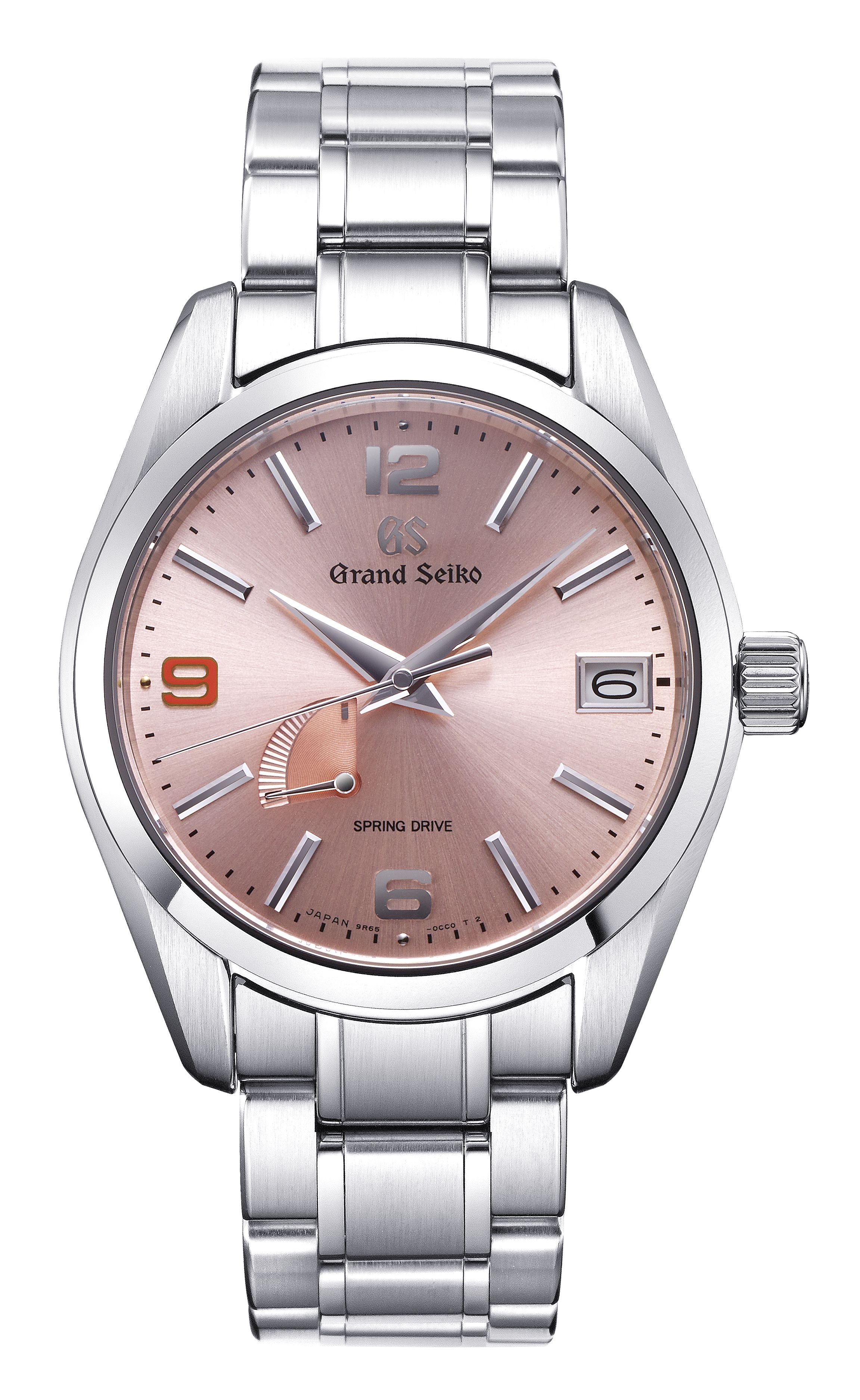 76be752673 Grand Seiko 秋元康氏プロデュース AJHH SPECIAL LIMITED EDITION ...
