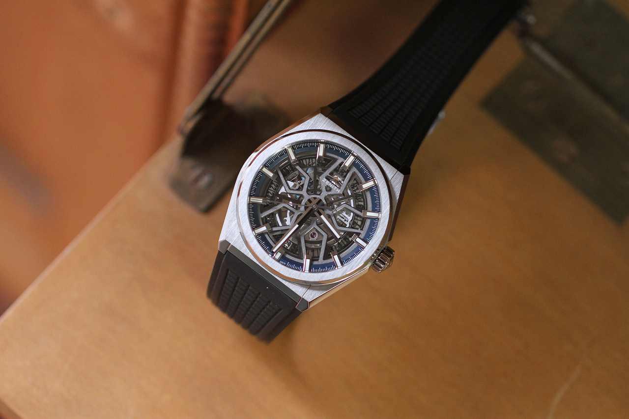 san francisco c2702 060e1 ゼニス(ZENITH) デファイ・クラシック DEFY CLASSIC | ブランド腕時計の ...