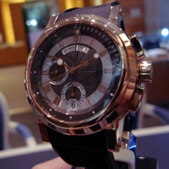 newest d6a65 39267 ブレゲ(BREGUET) マリーンクロノグラフ | ブランド腕時計の正規 ...