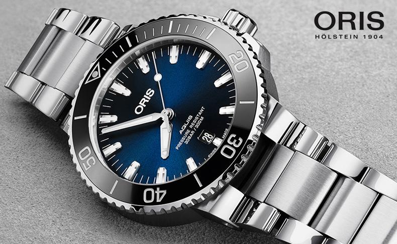 finest selection 146a9 777aa オリス(ORIS) | ブランド腕時計の正規販売店紹介サイトGressive ...