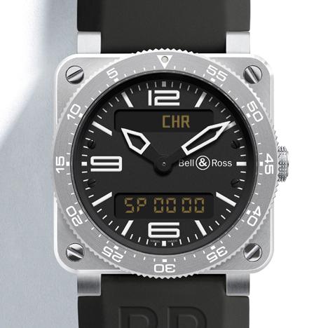 ベル&ロス BR01-96 コマンド (Bell & Ross BR 01-96 COMMAND)