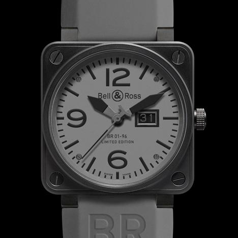 ベル&ロス BR03 タイプ・アヴィエーション (Bell & Ross BR03 TYPE AVIATION)