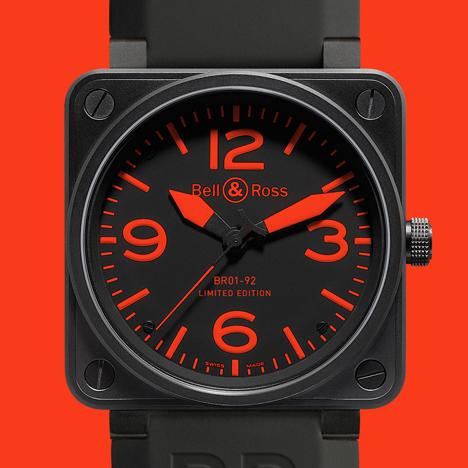 ベル&ロス BR 01-92 RED (Bell & Ross BR 01-92 RED)