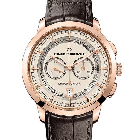 ジラールペルゴ ジラール・ペルゴ1966 コラムホイールクロノグラフ (GIRARD-PERREGAUX GIRARD-PERREGAUX 1966 Column-wheel Chronograph)