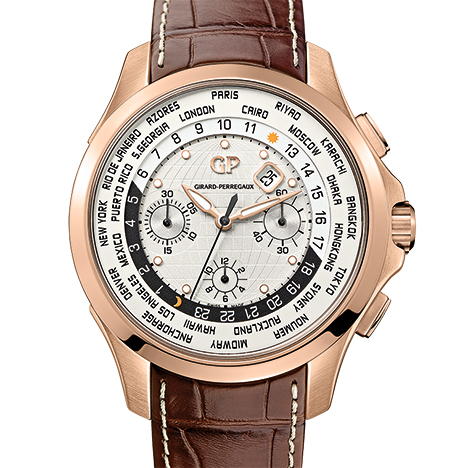 ジラールペルゴ トラベラー WW.TC (GIRARD-PERREGAUX TRAVELLER WW.TC)