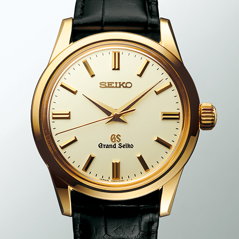 GRAND SEIKO  Mechanical (Manual winding type) | グランドセイコー メカニカル手巻3DAYS