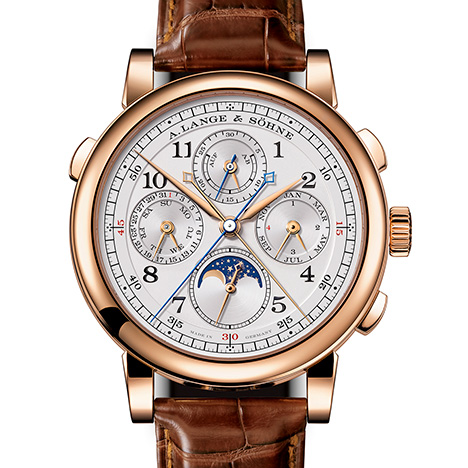 official photos aaed4 5b167 A. ランゲ&ゾーネ(A.LANGE&SÖHNE) 1815 ラトラパント ...
