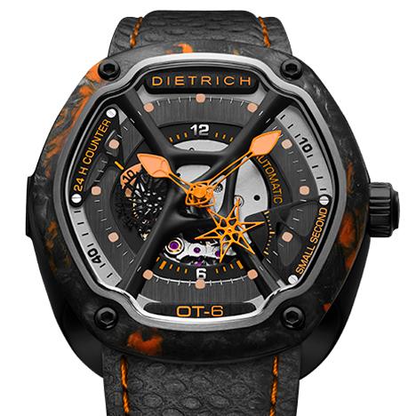 08c029b5d8 DIETRICH ORGANIC TIME 6 Carbon Color | ディートリヒ オーガニックタイム 6 カーボンカラー