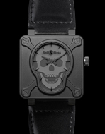 ベル&ロス(Bell & Ross) BR01-92 エアボーン(INSTRUMENT BR01 AIRBORNE Limited Edition to 500 pieces)