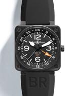 ベル&ロス(Bell & Ross) BR01-93 24H GMT(INSTRUMENT BR01-93 24H GMT)