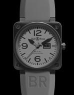ベル&ロス(Bell & Ross) BR03 タイプ・アヴィエーション(BR03 TYPE AVIATION)