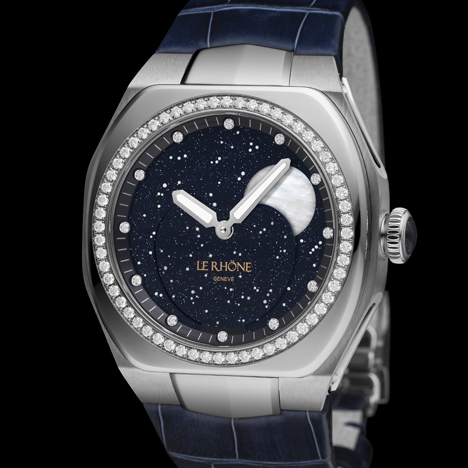 Hedönia Grande Moonphase(へドニア グランド・ムーンフェイズ)
