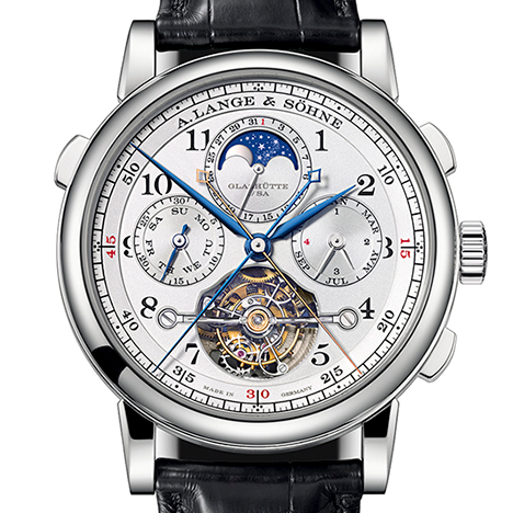 "Tourbograph Perpetual ""Pour le Merite""(トゥールボグラフ・パーペチュアル ""プール・ル・メリット"")"