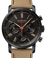 Excellence Guilloche Black & Sand Collection: Chronograph(エクセレンス ギョーシェブラック&サンドコレクション:クロノグラフ)
