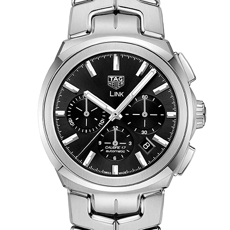 TAG Heuer Link Calibre17 Chronograph(タグ・ホイヤー リンク キャリバー17 クロノグラフ)