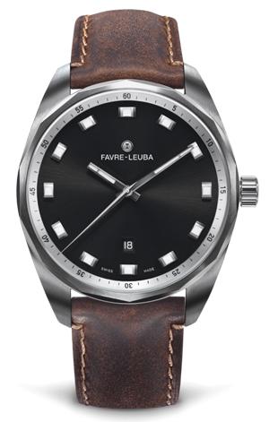 待望のミドルサイズの新作腕時計「スカイチーフデイト40」が登場