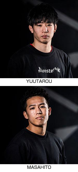 「ファーブル・ルーバ」と日本を代表するパルクールアスリートYUUTAROU、MASAHITO(monsterpk crew)がタイアップ