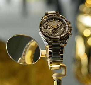 OMEGA(オメガ) アポロ11号 月面着陸50周年記念イベント「GOLDEN MOMENTS」開催